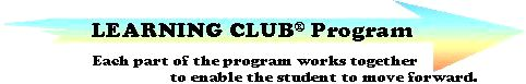 The Learning Club® Program
